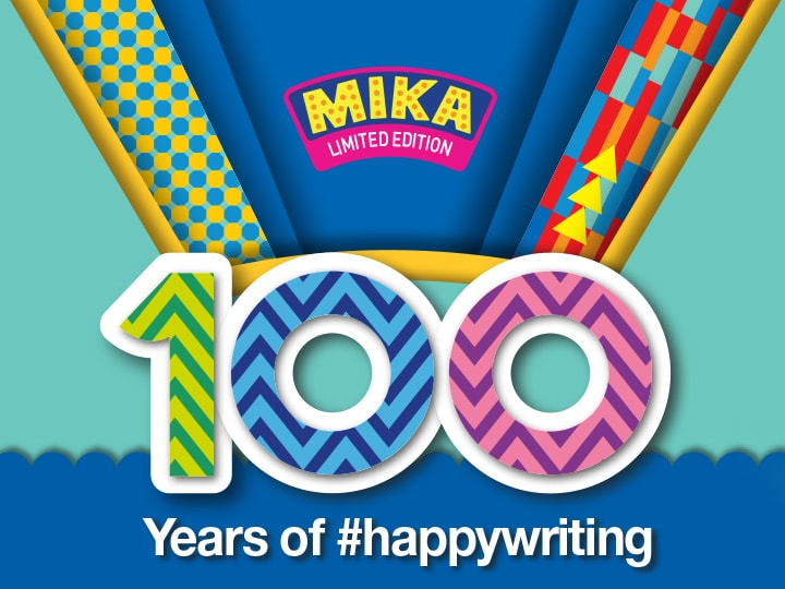 Pilot 100 Years with Mika