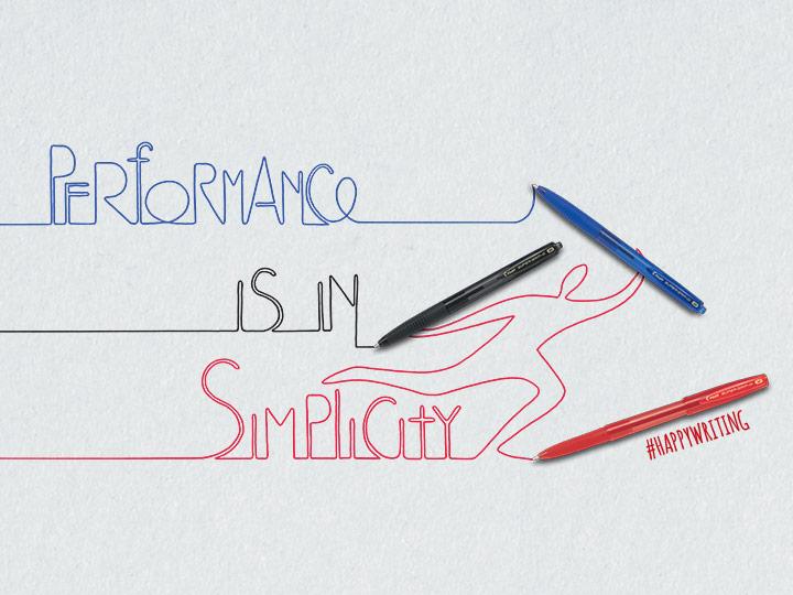 Pilot Super Grip G refillable ballpoint pen
