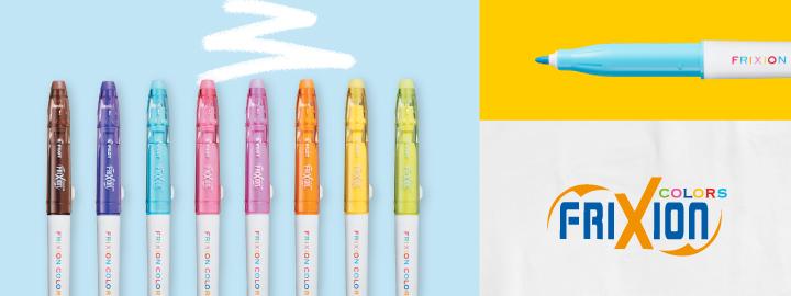 Pilot FriXion Colors Felt pens