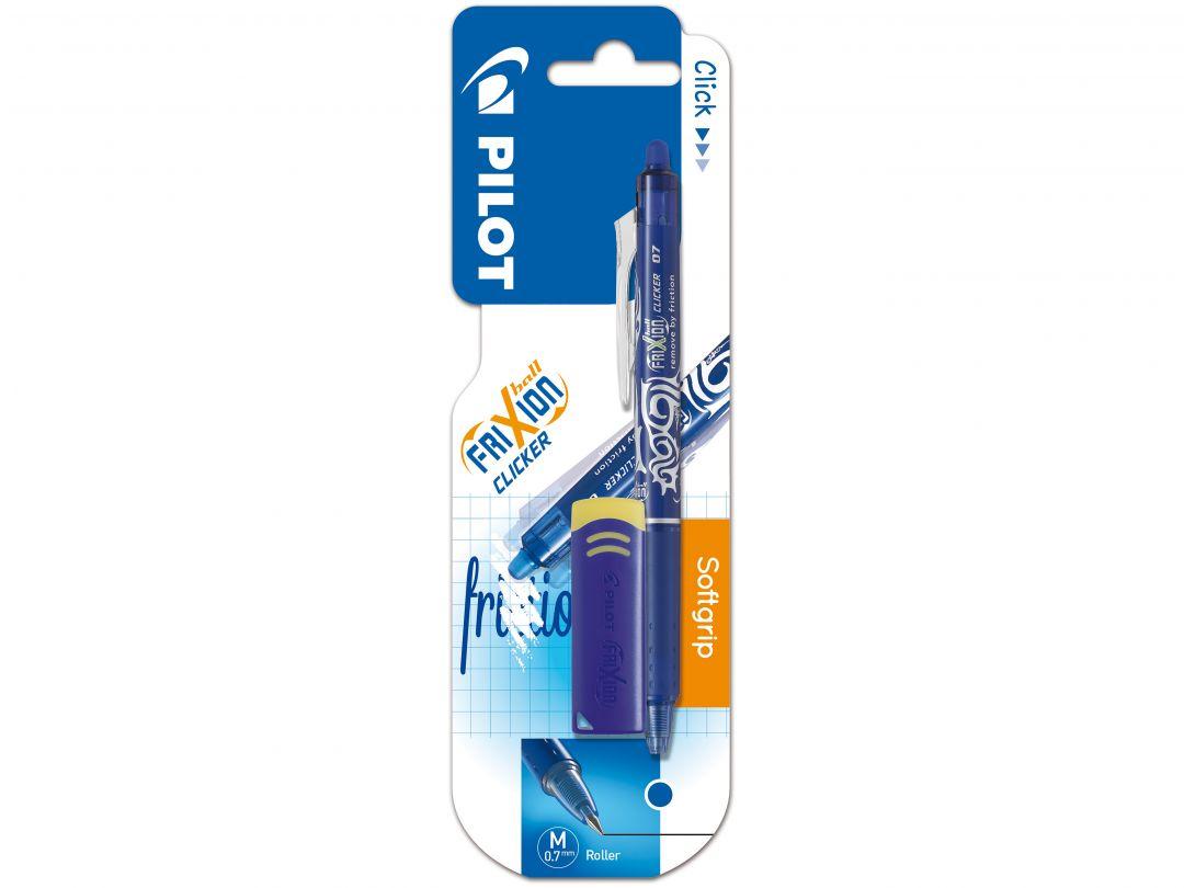Blis FriXion Clicker 0.7 Blue - Eraser