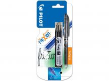 Blis FriXion Point 0.5 Black - 3 Refills Set