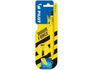 Down Force - Ballpoint pen - Yellow - Medium Tip