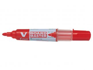 V-Board Master - Marker Pen - Red - Begreen - Medium Bullet Tip