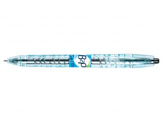B2P Gel - Gel Ink Rollerball - Black - Begreen - Medium Tip