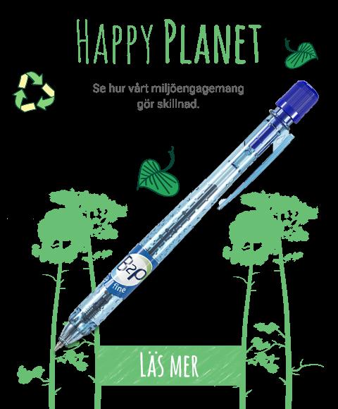 Happy planet Pilot